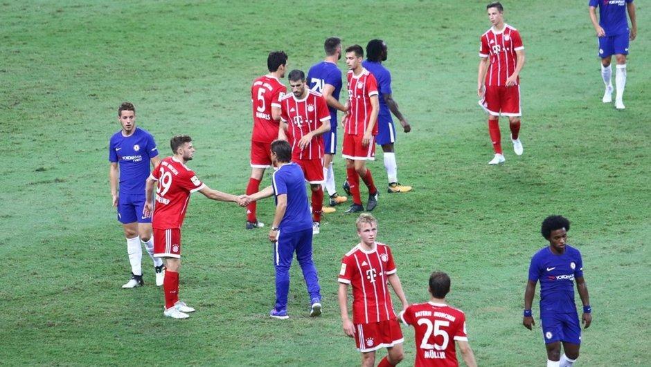 Bol gollü maç Bayern'in!