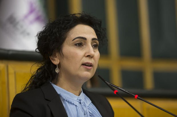 Figen Yüksekdağ'a 10 yıl hapis istemi