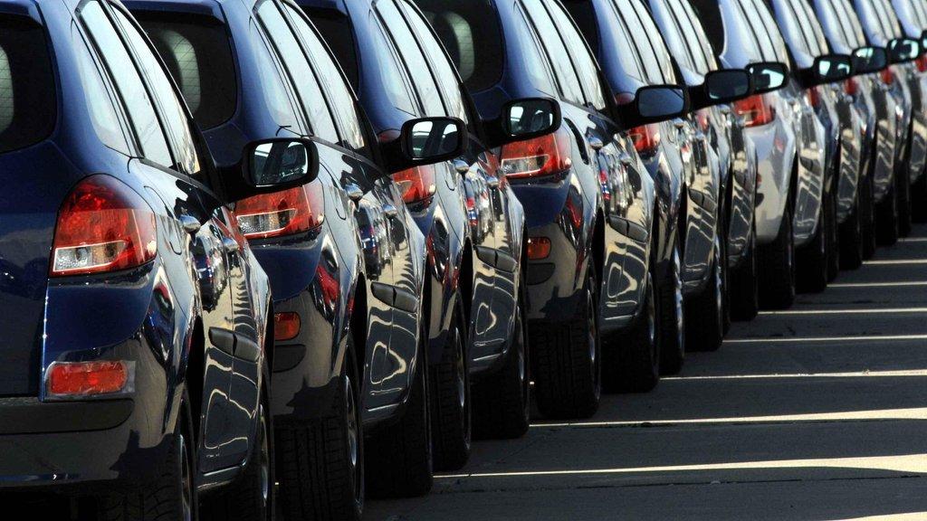 Türkiye 100 otomobilden 14'ünü Almanya'ya sattı