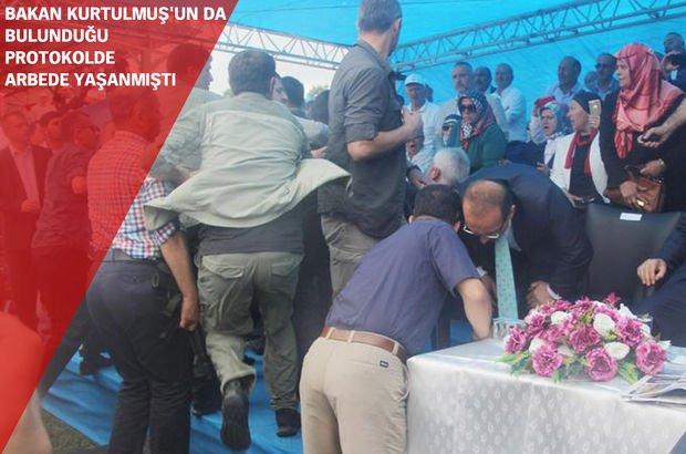 Ordu Emniyet Müdürü Suat Çelik, Belediye Başkanı Enver Yılmaz'dan şikayetçi oldu