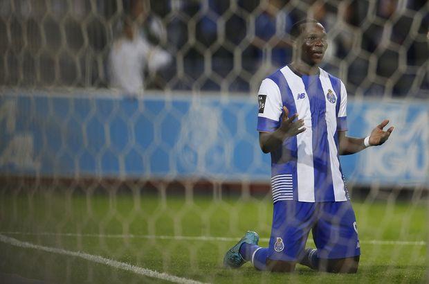 Porto, Vincent Aboubakar için kararını verdi