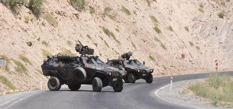 Kuzey Irak'ta Zap Bölgesi'ne hava operasyonu