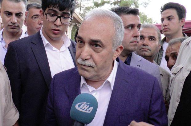 Bakan Fakıbaba'dan 'Kurban Bayramı' müjdesi