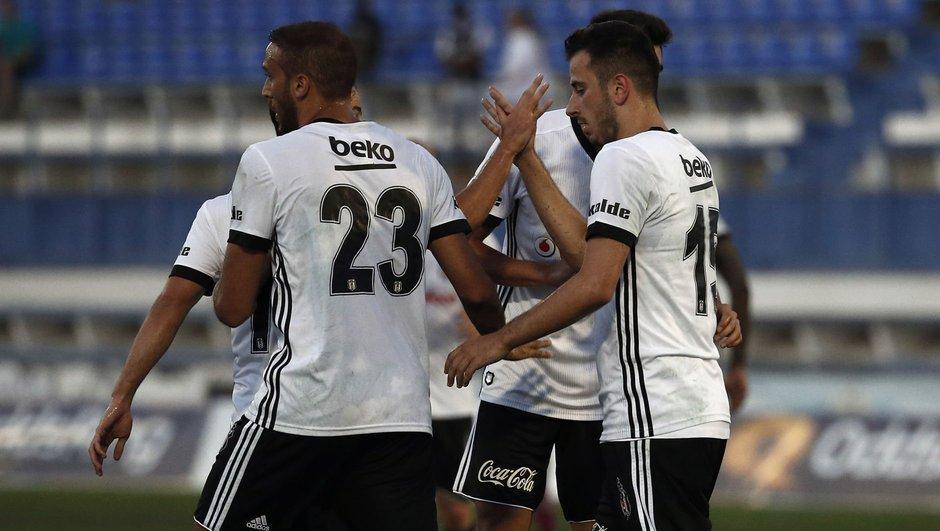 Beşiktaş'a 2 gol yetmedi! Pepe...