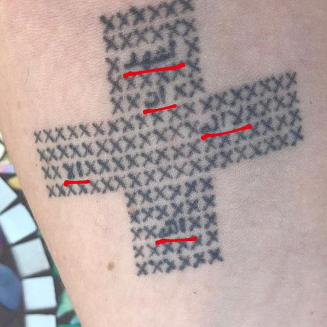 Selin İmer Ceceli'den dövme açıklaması