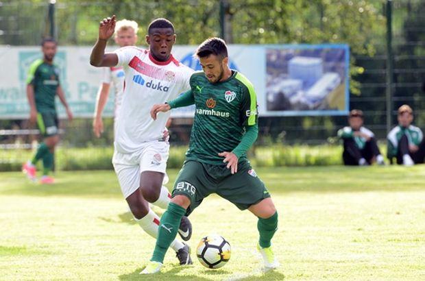 Bursaspor: 3 - Südtirol: 1 | MAÇ SONUCU