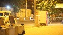 Diyarbakır'da İlçe Emniyet Müdürlüğü'ne saldırı
