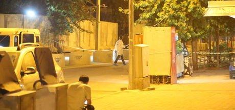 Diyarbakır'da İlçe Emniyet Müdürlüğü'ne silahlı saldırı