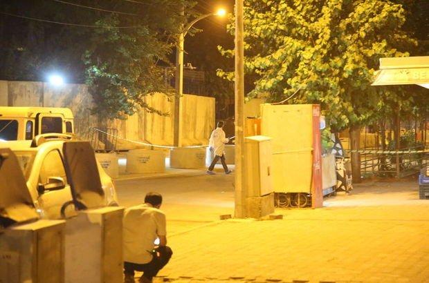 Diyarbakır'da Yenişehir Emniyet Müdürlüğüne saldırı