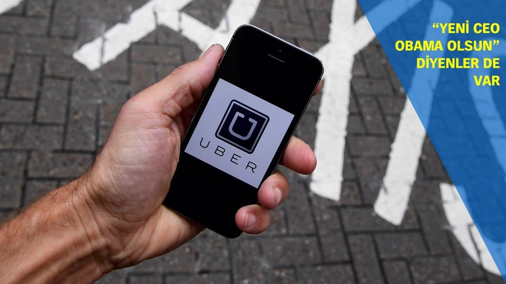 Uber'in amiral koltuğuna 6 aday!