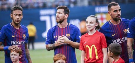 Messi, Dybala veya Di Maria'yı istedi