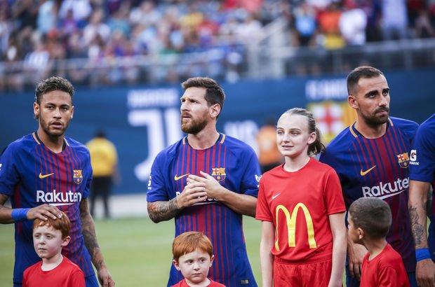 Messi Barça'ya 2 yıldız önerdi!
