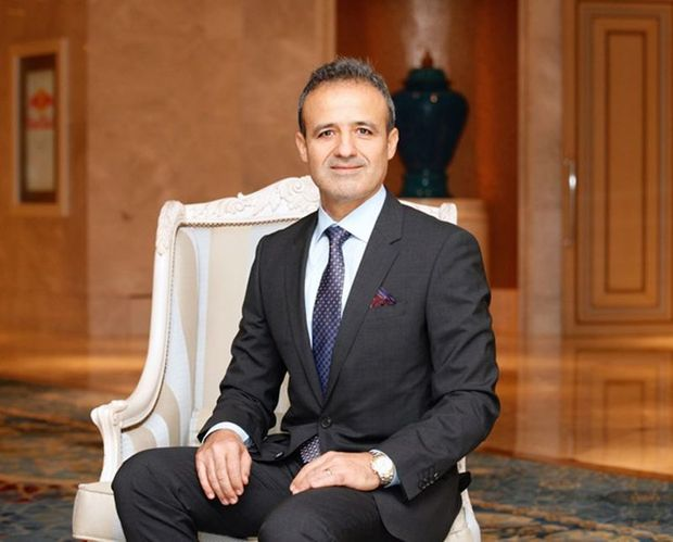 Türkiye Giyim Sanayicileri Derneği (TGSD) Başkanı Şeref Fayat