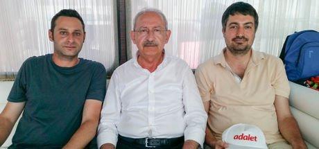 Kılıçdaroğlu, oğluna röportaj verdi! '2019' için dikkat çeken açıklamalar