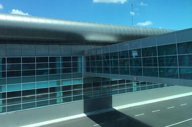 Atatürk Havalimanı'ndaki ek terminal binası açılışa hazır
