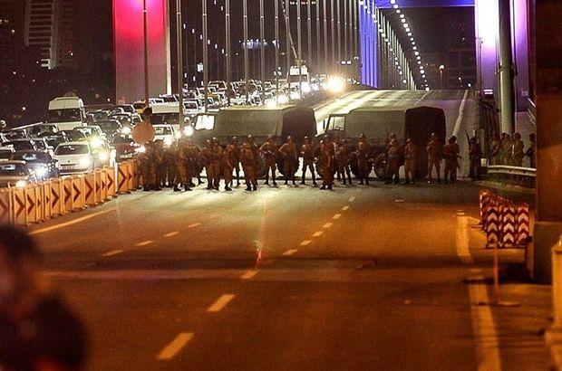 15 Temmuz Şehitler Köprüsü iddianamesinin detayları ortaya çıktı