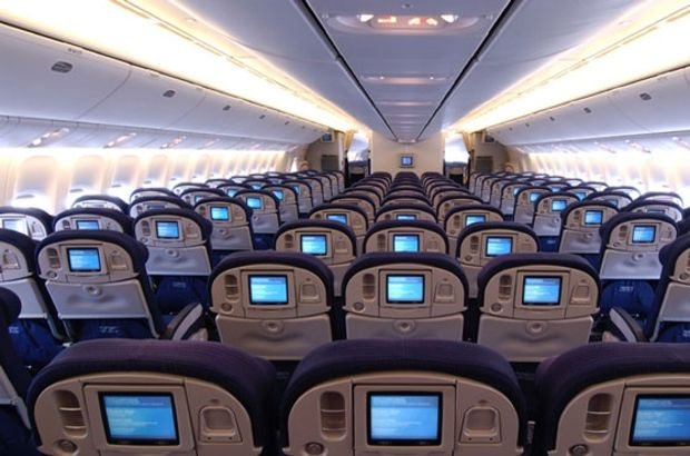 Uçak yolcuları için öncelik artık kablosuz internet