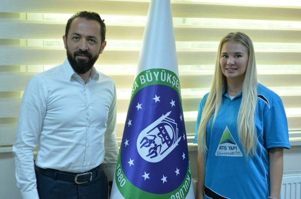 Bursa Büyükşehir Belediyespor, Iana Noskova'yı transfer etti