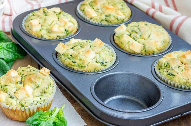 Tuzlu muffin nasıl yapılır? İşte tuzlu muffin tarifi ve malzemeleri