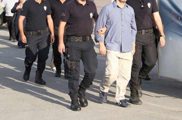 FETÖ'den tutuklananlar ve gözaltına alınanlar (25 Temmuz 2017)