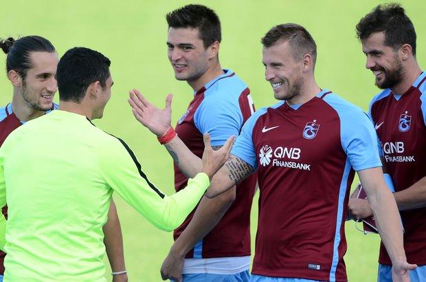 Trabzonspor, MSK Zilina'yı 4-3 yendi | Trabzonspor: 4 - MSK Zilina: 3 Hazırlık maçı