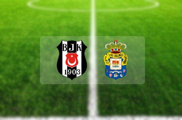 Beşiktaş Las Palmas maçı hangi kanalda, saat kaçta, ne zaman?