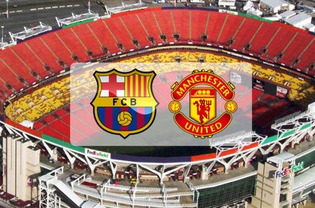 Barcelona - Manchester United maçı hangi kanalda?