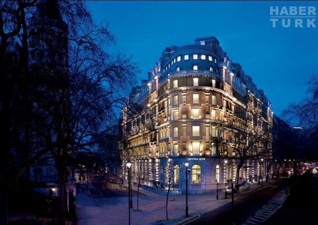 Avrupa'nın en iyi otelleri. İstanbul da listede