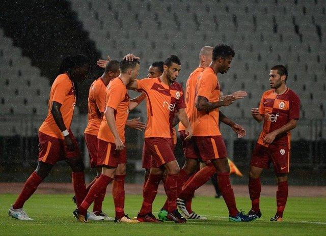 Galatasaray Eskişehirspor Maç Özeti