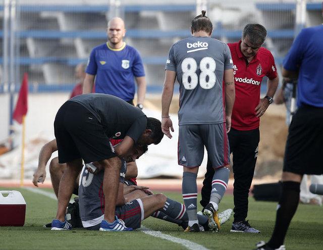 Beşiktaş: 1 - Las Palmas: 4 (Hazırlık Maçı Sonucu)