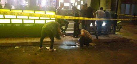 Osmaniye'de bir kafeye silahlı saldırı: 1 ölü, 1 yaralı