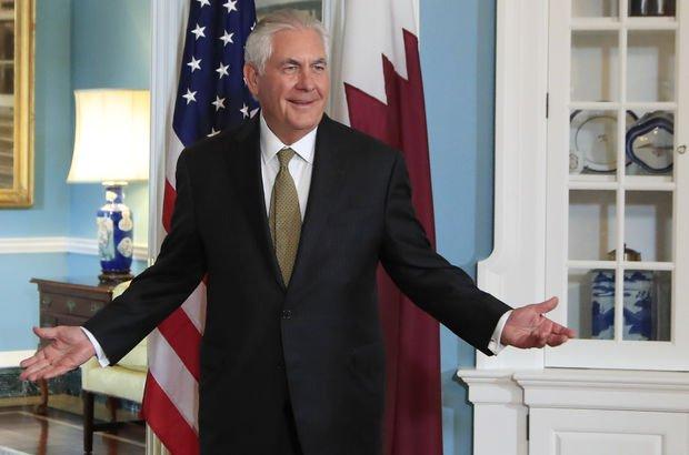 ABD Dışişleri Bakanı'ndan istifa iddialarına cevap