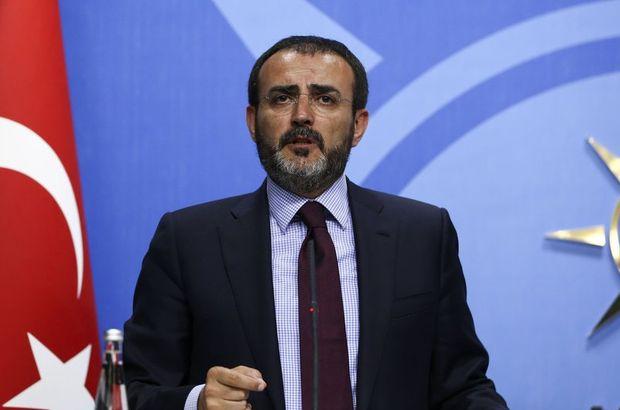 AK Parti'deki toplantı öncesi Mahir Ünal'dan açıklama