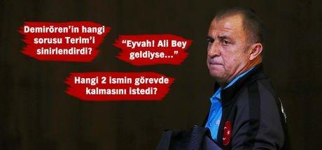 Fatih Terim istifa mı etti, görevden mi alındı?