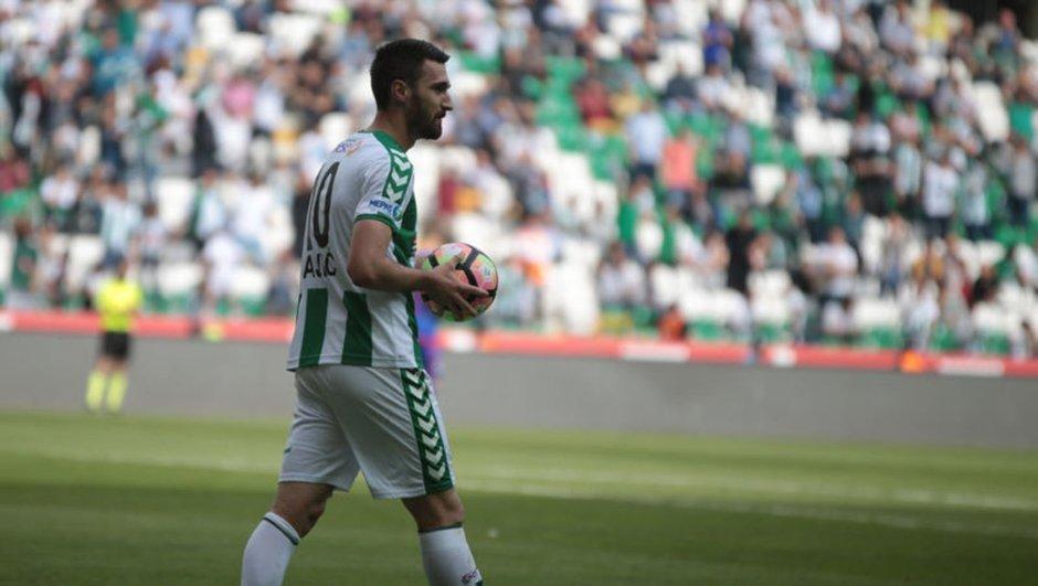 Konyaspor'dan Bajic açıklaması