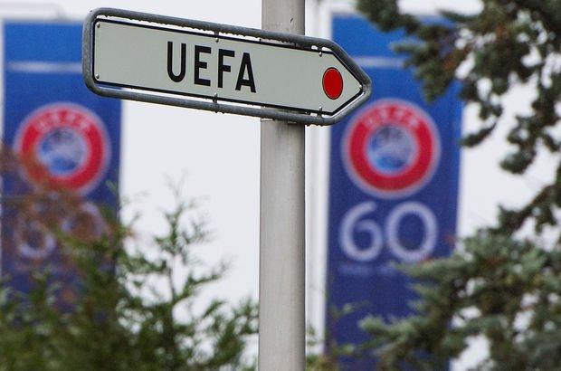 UEFA Angel Maria Villar