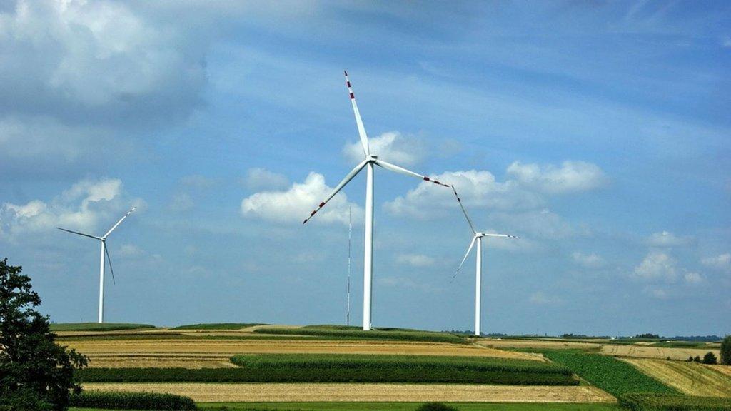Rüzgar Enerjisi'nde dev adım