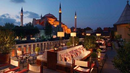 Avrupa'nın en iyi otelleri açıklandı İstanbul da listede!
