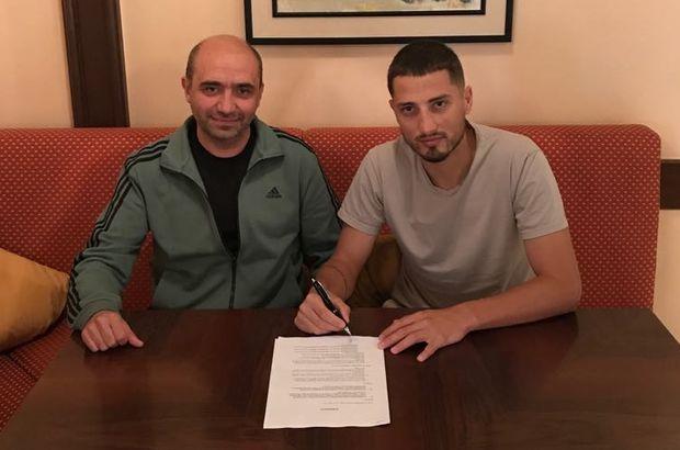 Karabükspor Gheorghe Grozav ile anlaştı