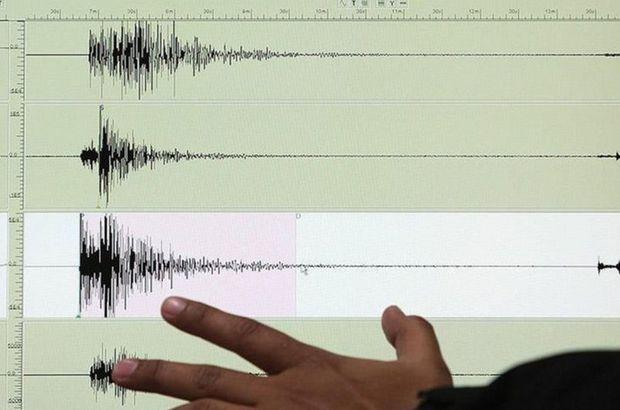 Ege Denizi'nde deprem - Son Depremler