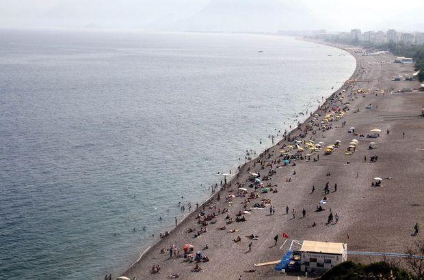 Antalya Hava Durumu - Antalya için Tsunami uyarısı