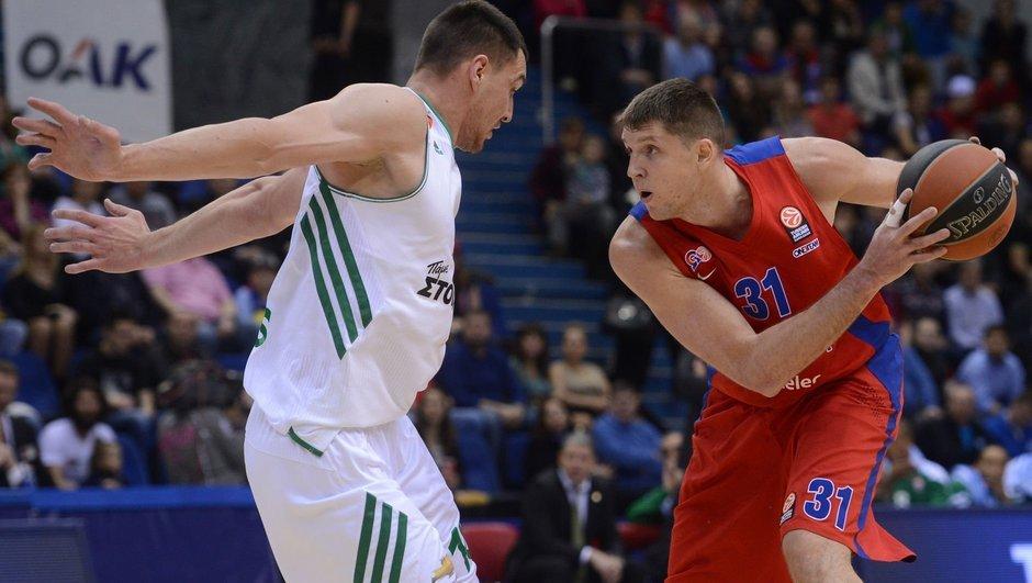 Khryapa, CSKA'da kaldı