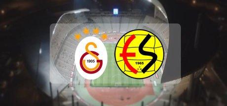 Galatasaray - Eskişehirspor maçı hangi kanalda?