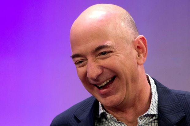 Jeff Bezos, dünyanın en zengin insanı, Amazon