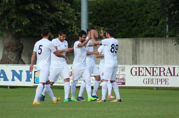 Akhisar Belediyespor hazırlık maçı