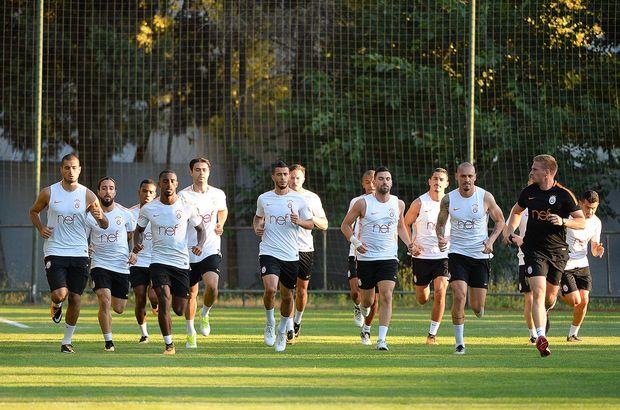 Galatasaray, kamp için yarın Avusturya'ya gidecek