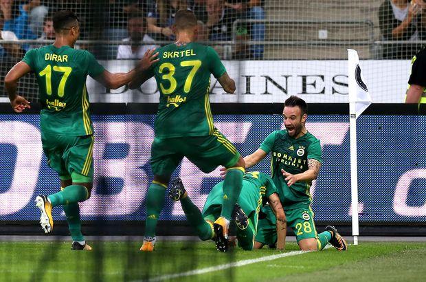 Sturm Graz: 1 - Fenerbahçe: 2 ÖZET | Sturm Graz Fenerbahçe maçı kaç kaç bitti?