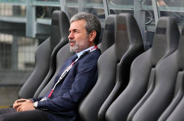Aykut Kocaman, Fenerbahçe - Sturm Graz maçının ardından konuştu
