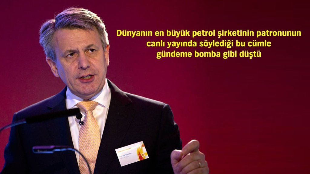 Shell CEO'su: Bir sonraki otomobilim elektrikli olacak