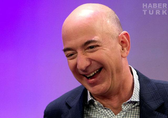 Amazon'un kurucusu Jeff Bezos'un serveti 100 milyar doları aştı! Jeff Bezos hayat hikayesi. Jeff Bezos kimdir?